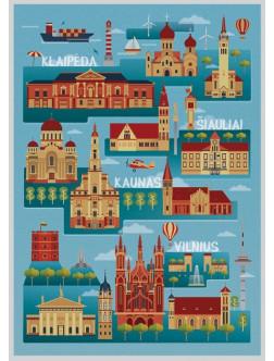AMV199 Didieji miestai