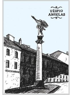 AMV204 Užupio angelas