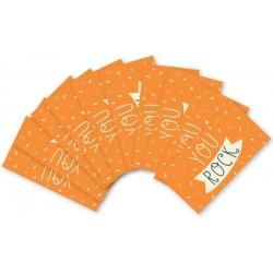 YMK108. Ypatingai mažų užrašų kortelių rinkinukas