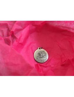 Sidabrinis angelas (rožinis)
