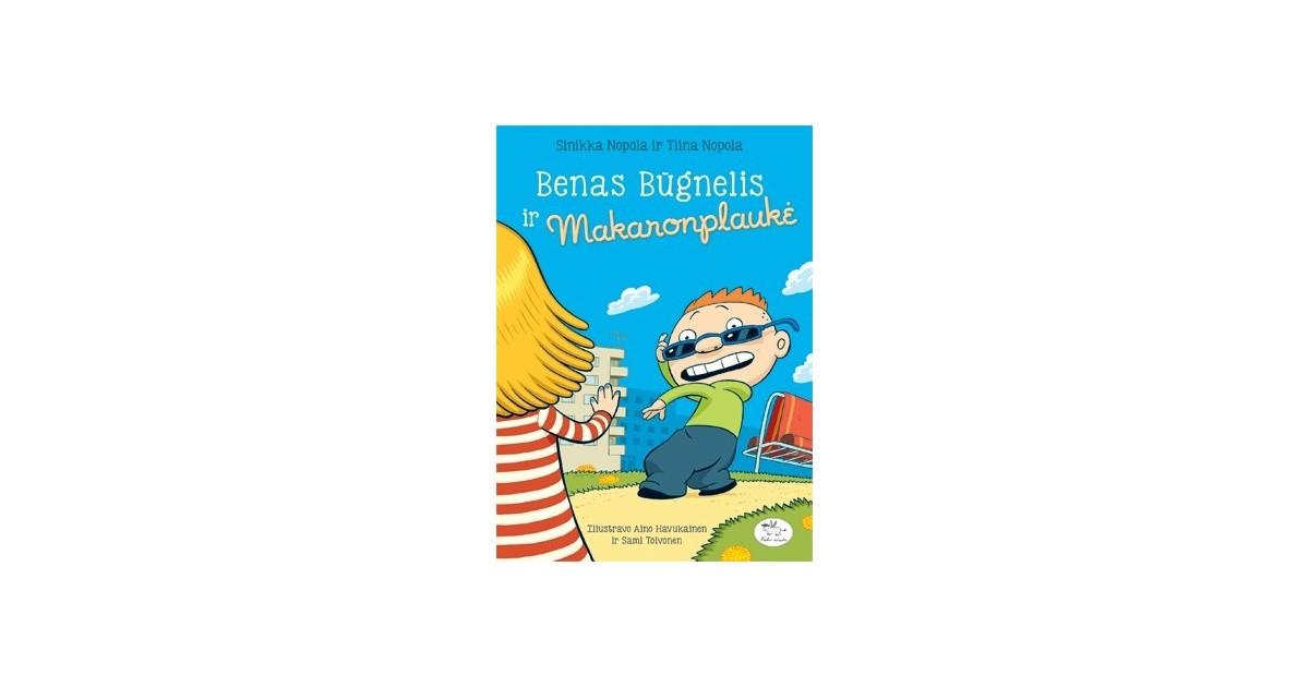 Benas Būgnelis ir Makaronplaukė