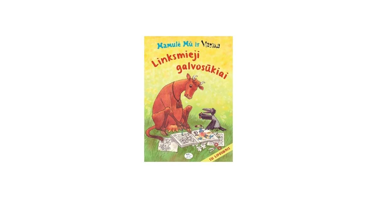 Linksmieji galvosūkiai – Mamulė Mū ir Varna