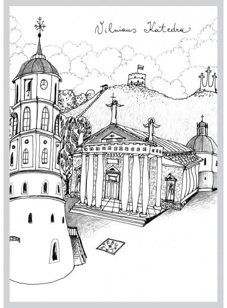 AMV226 Vilniaus Katedra