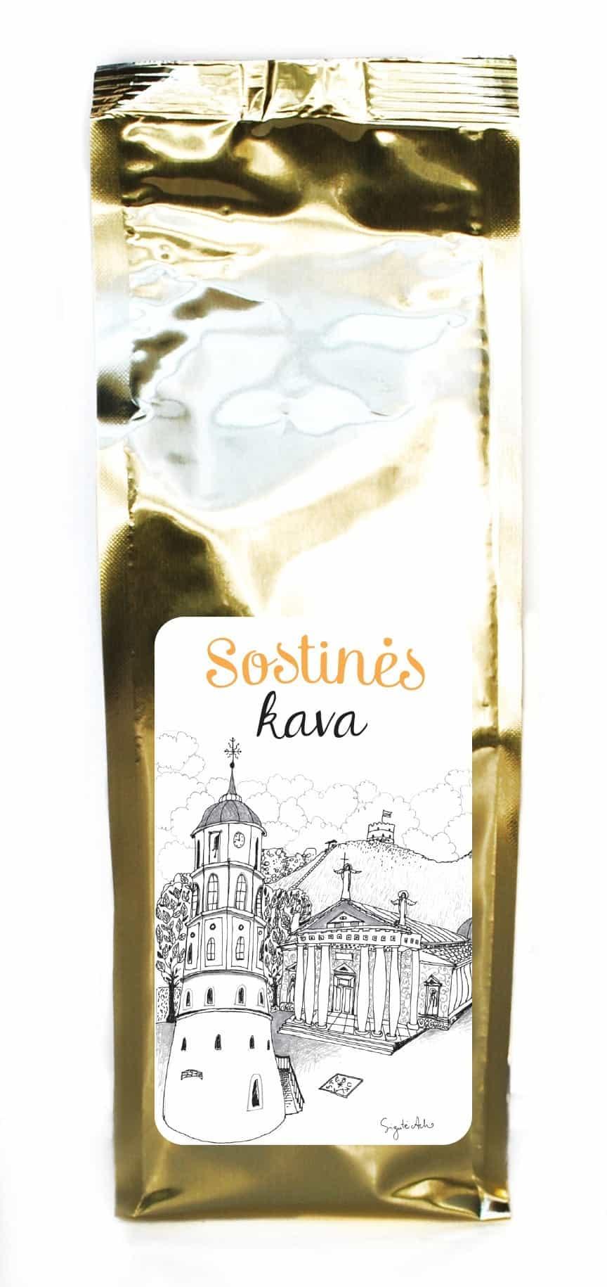 Sostinės kava