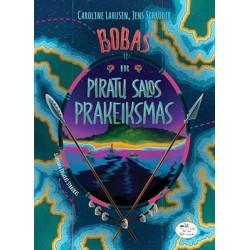 Bobas ir piratų salos prakeiksmas