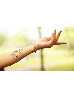 T26. Laikinos tatuiruotės su Sigutės Ach piešiniais