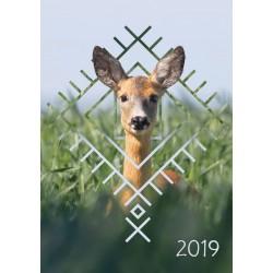 DK14. 2019 metų darbo knyga