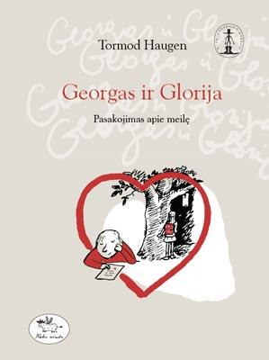 """""""Georgas ir Glorija"""" viršelis"""