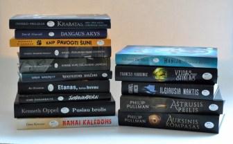 Paaugliams skirtos knygos – tik paaugliams?