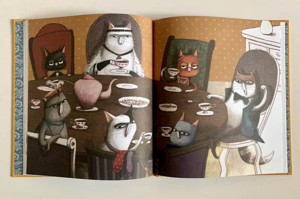 """Vaikų rašytoja A. Stelmaszyk: """"Katės man primena žmones, todėl mano istorijose jos dažnai turi žmogiškųjų savybių"""""""
