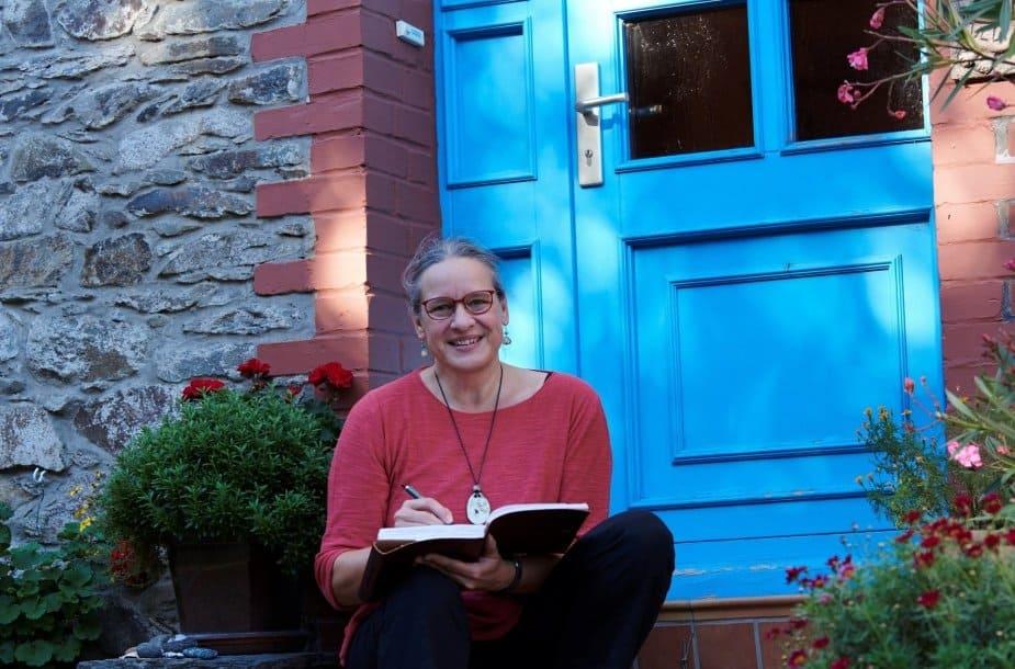 Vokiečių rašytoja Antje Babendererde: kiekvienas iš mūsų kartais paklausia savęs, kodėl esu toks, koks esu